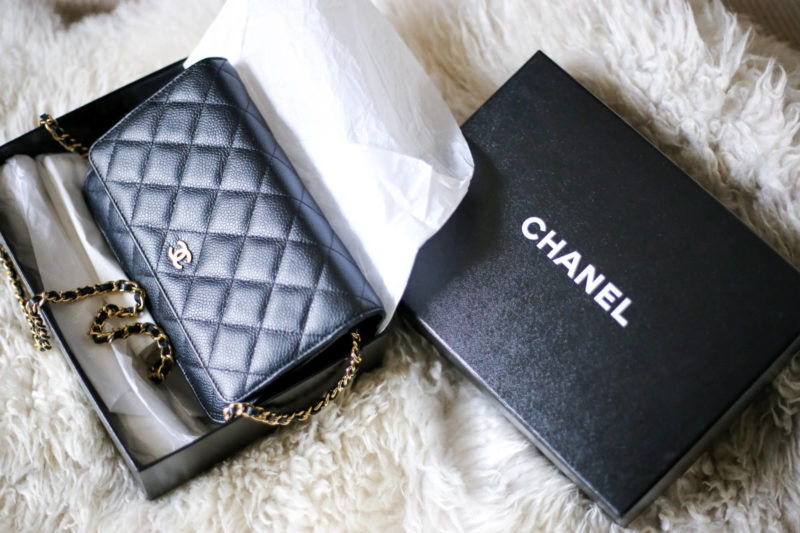 aa084dd43606d7 NEW IN: Chanel Wallet On Chain | heyyyjune.