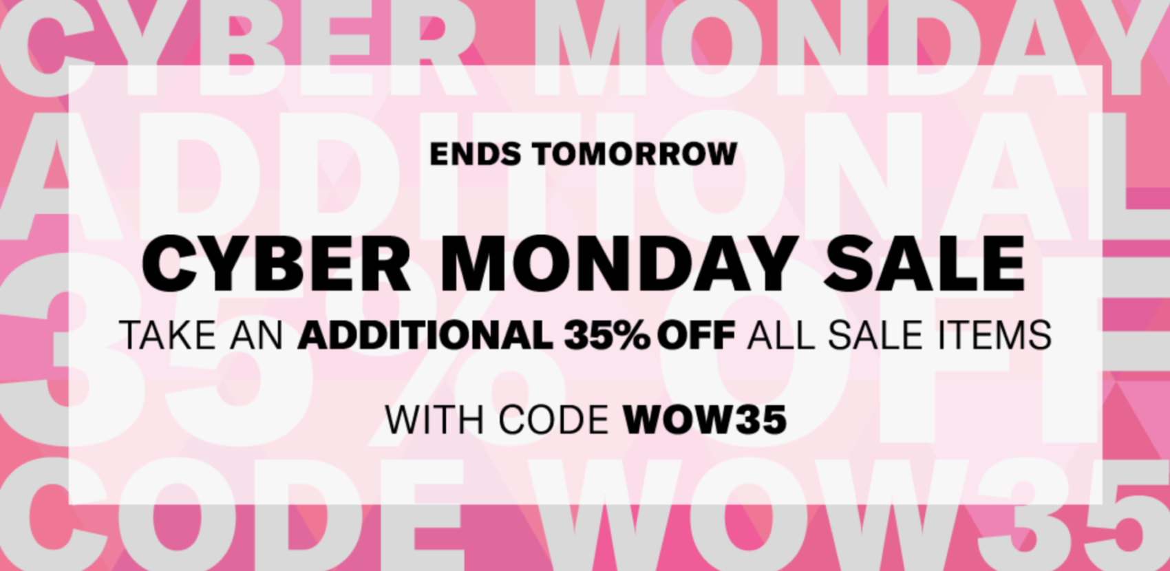 Cyber Monday Sale Picks from Shopbop!