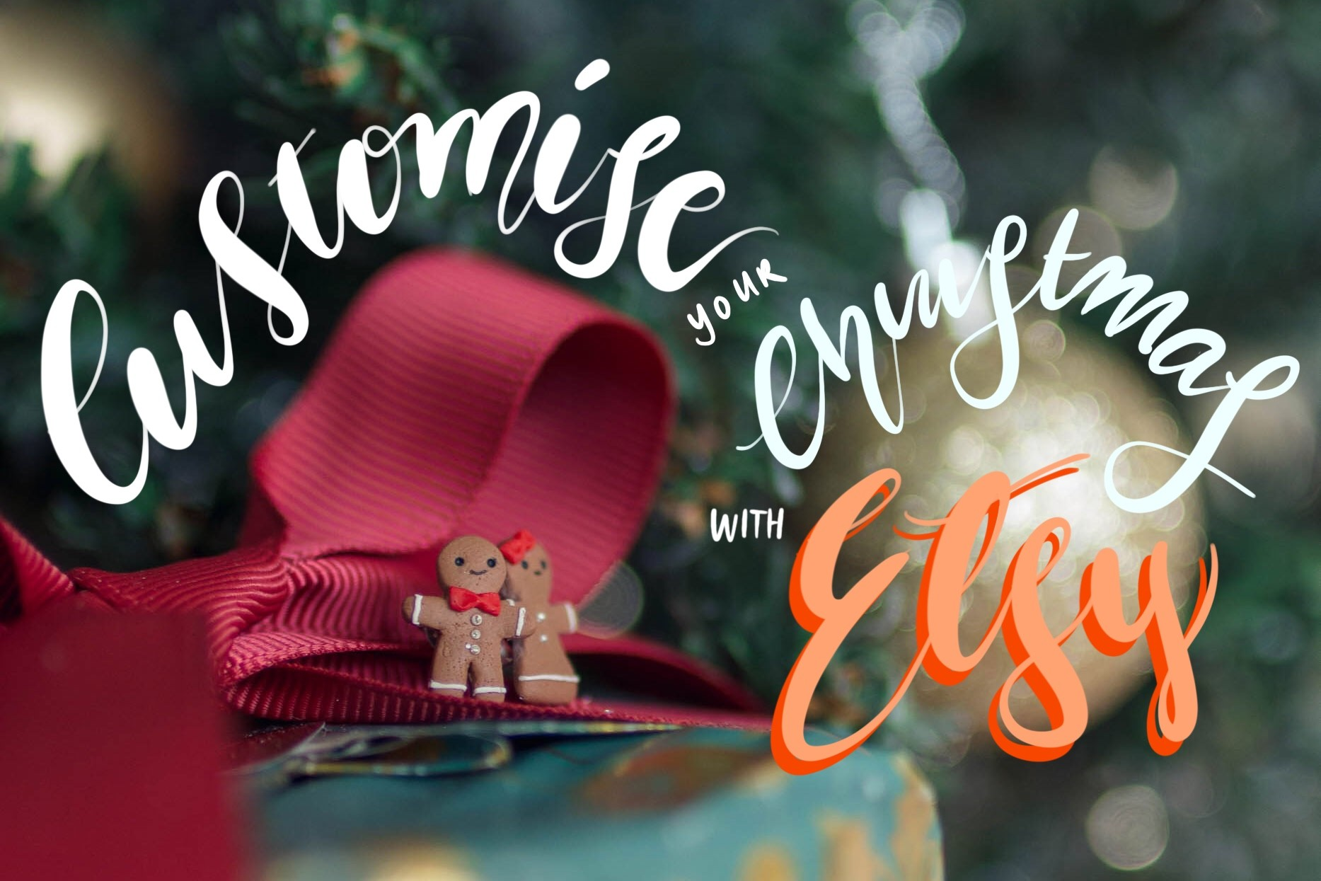 Customise your Christmas with Etsy | A Christmas Gift Guide